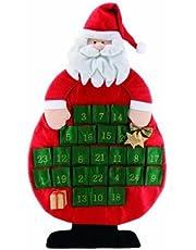 """My Home Calendario dell'Avvento """"Babbo Natale"""""""