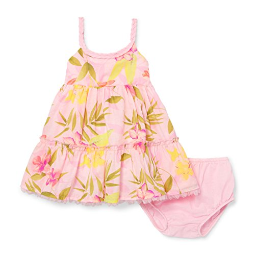 - The Children's Place Baby Girls Dresses, Pink Admirer 02161, 3-6MONTHS