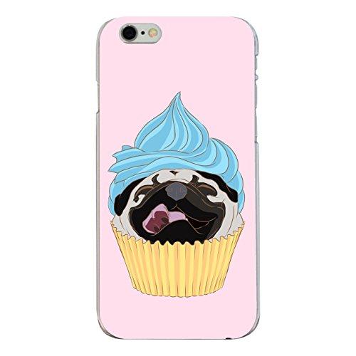 "Disagu SF-sdi-4336_1170#zub_cc6146 Design Schutzhülle für Apple iPhone 6S - Motiv ""Pugcake 02"""