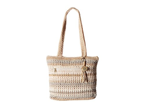 The Sak Women's Amberly Tote Terra Straw One Size
