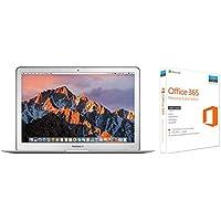 Apple MQD32MSBUN 13.3 MacBook Air + Microsoft Office 365 Personal 1 Year