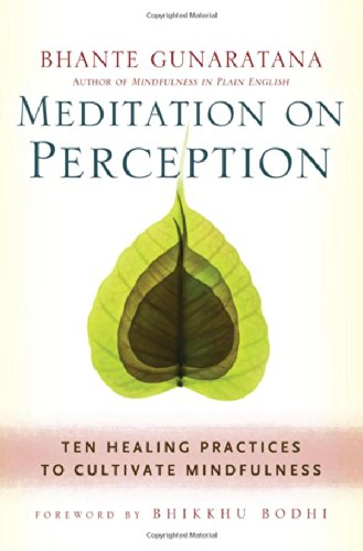 Meditation on Perception: Ten Healing Practices to Cultivate Mindfulness