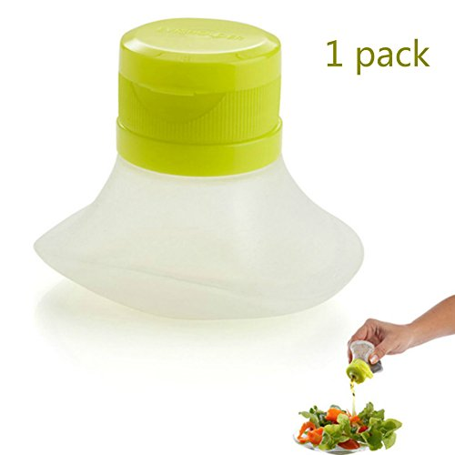 Mini Squeeze Type Sauce Bottle Silicone Salad Dressing Container Sauce Jars For Kitchen Tool Ketchup Mayonnaise Lunch Box Accessories