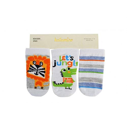 KATAMINO BABY SOCKS SET from three pair suitable for age from 6 to 12 month