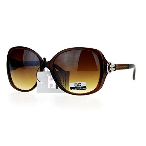 CG Eyewear Womens Fashion Sunglasses Horseshoe Design Classic Frame Full - Sunglasses Horse