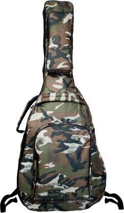 Music Gallery Heavy Padded Guitar Bag (US Army Pattern) Guitar Bag