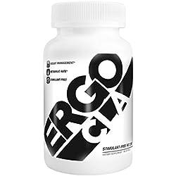 Ergogenix ErgoCLA CLA Stimulant Free Weight Management Supplement Improve Metabolic Rate Utilize Fat For Energy 1000mg 180 Softgels