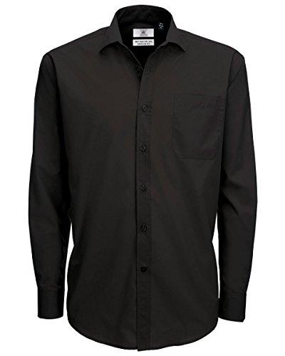 Business Homme Noir Chemise amp;c B 7wCq6811