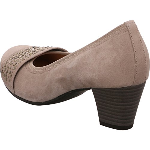 12 Vestir Beige 85 482 De Para Mujer Zapatos Gabor q1Epx1O
