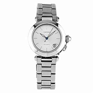 Cartier Pasha swiss-automatic mens Watch 1031 (Certified Pre-owned)