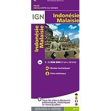 IGN NO.85129 : INDONÉSIE & MALAISIE