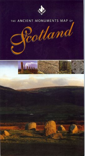 The Ancient Monuments Map of Scotland