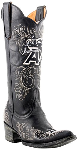 Women's Inch Knights Army Boots 13 NCAA Black Gameday Black OqtXKA