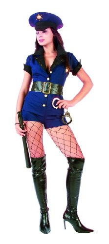 Naugh (Adult Sexy Cop Costumes)