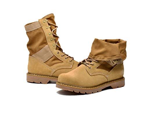 Tooling da Stivali England zmlsc Outdoor Uomo Brock Yellow Desert Boots q0ag7v