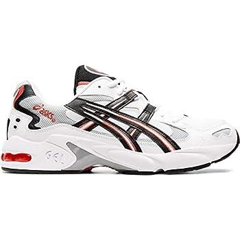 3319f2387cf2c Amazon.com | ASICS Tiger Men's Gel-Kayano 5 OG White/White 1 12 D US ...
