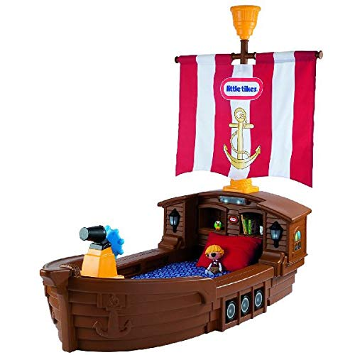 (Little Tikes Pirate Ship Toddler Bed)