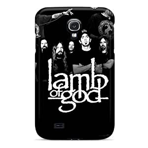 Buycase903 Galaxy S4 Hybrid Tpu Case Cover Silicon Bumper Lamb Of God