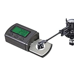 IMAGE Professional Digital Turntable Stylus Force Scale Gauge High Precise Jewellery Scale 0.01 g