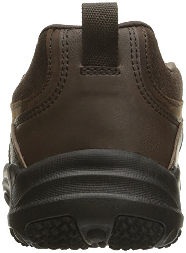Baskets Skechers Marron Slip Brown Homme on Larson Dark 46 Cuir Berto wFYxa1qrF