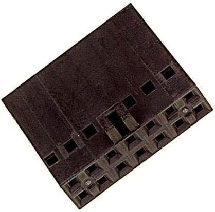 Terminal Block 15 A Header Pack of 50 5.08 mm 300 V 25.352.3253.0 2 Positions Through Hole Right Angle,