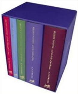 harry potter hardback box set special edition