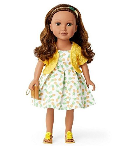 Journey Girls Kyla Australia 2017 Doll Pineapple Print