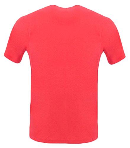 T Teered In Penn Penn rich shirt Woolrich University Rich Cotone Uomo HYOBdqxIn