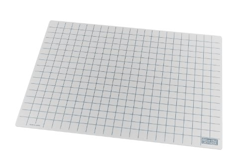 (Uchida TM Marvy Translucent Cutting Mat, White, 18-Inch by 24-Inch)