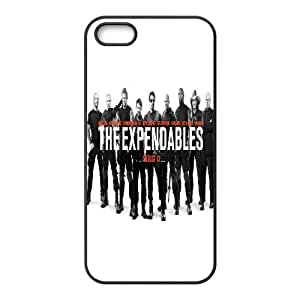The Expendables For iPhone 5, 5S Csae protection Case DCQ506275