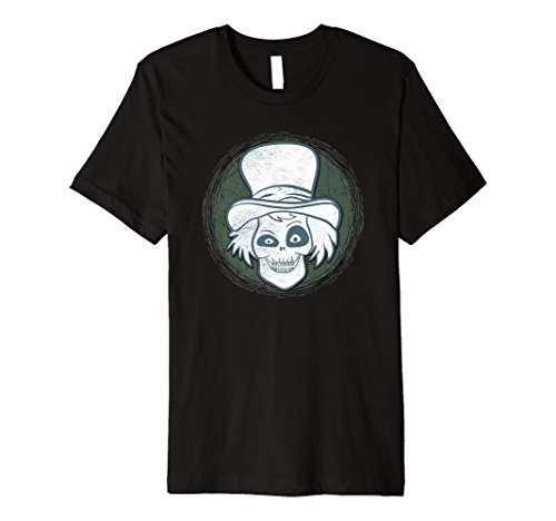 (Spooky Steam Punk Ghost Scary Zombie Top Hat Halloween)