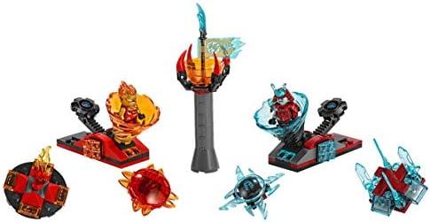LegoNinjago 70684 Spinjitzu Slam - Kai vs. Eis-Samurai, Bauset