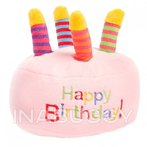 TOP PAW Birthday Cake Plush medium