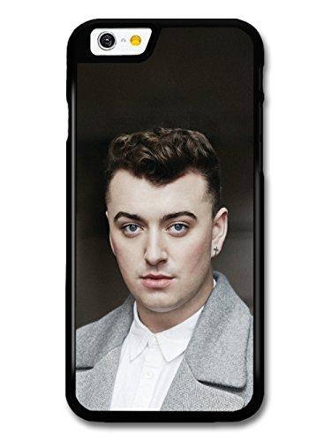 Sam Smith Grey Coat Portrait coque pour iPhone 6