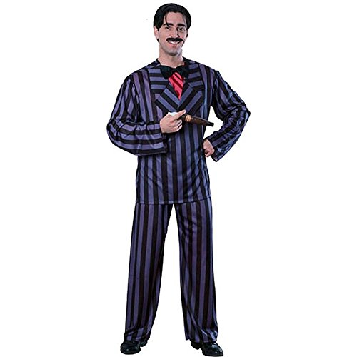Gomez Costumes (Gomez Addams Family Adult Costume)