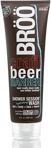 BR%C3%96%C3%96 Craft Barber Shower Session