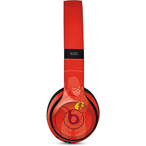 DC Comics Flash Beats Solo 3 Wireless Skin - Flash Spinner Vinyl Decal Skin For Your Beats Solo 3 Wireless