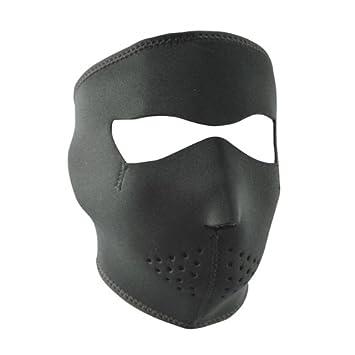 Zanheadgear Masque visage en néoprène WNFM229