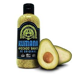 Kumana Avocado Hot Sauce, Original Jalap...