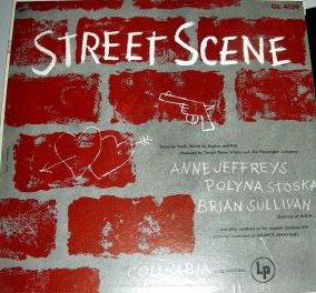 (Street Scene: Original Broadway Production)