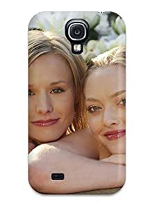 Galaxy S4 Kristen Bell Celebrity Print High Quality Tpu Gel Frame Case Cover