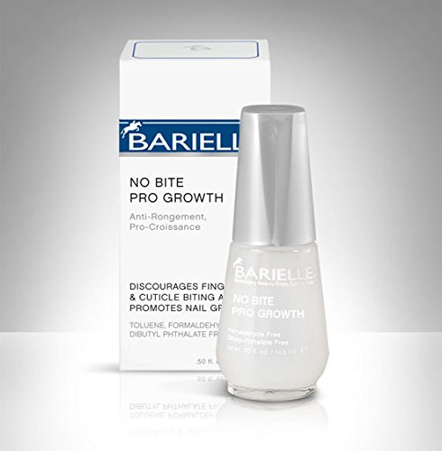Barielle No Bite Pro Growth, 0.5 Ounce - Nail Growth Treatment
