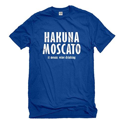 Mens Hakuna Moscato XX-Large Royal Blue - 3379 Rb