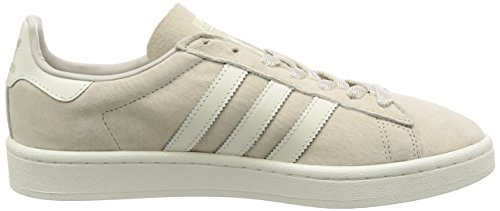 Clear Natural Sneaker Campus Brown Uomo White Adidas Off xOqSZCIIw