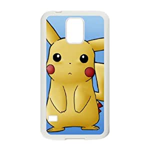Pikachu for Samsung Galaxy S5 Cell Phone Case & Custom Phone Case Cover R88A649717