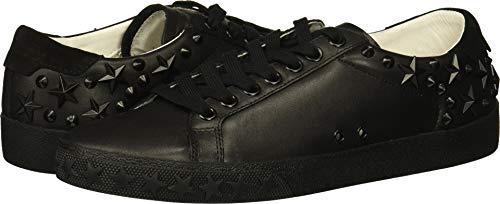 Ash Women's Dazed Sneaker Nappa Calf Baby Soft Black, 39 M EU (9 US) ()