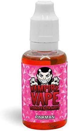 Pinkman - Vampire Vape Aroma Concentrado Sabor (30ml)
