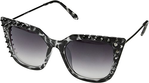 San Diego Hat Company Women's Metal w/ Mirror Lens Sunglasses Black One - Diego Eyewear San