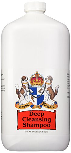 Crown Royale Deep Cleansing Shampoo Gallon Concentrate