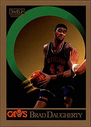 e4aa697dbf22d Amazon.com: Basketball NBA 1990-91 SkyBox #50 Brad Daugherty #50 NM ...